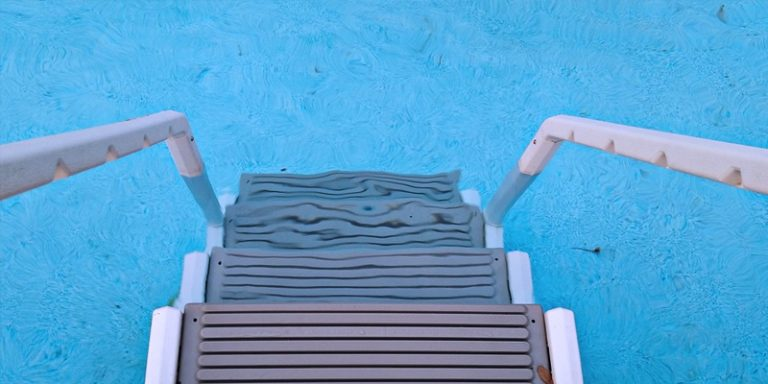 The 7 Absolute Best Above Ground Pool Ladders & Steps of 2020