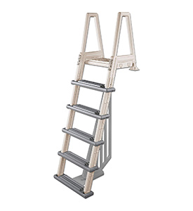 best confer heavy duty above ground pool ladders warm grey 6000x
