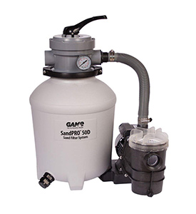 best pool sand filter game complete 0.5HP