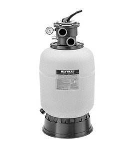best pool sand filter hayward s166T