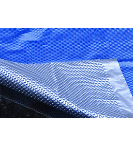 best midwest canvas BS 000045 solar cover for inground pool