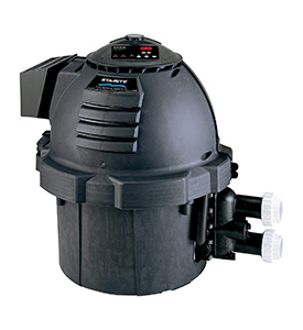best pool heater Sta Rite max E Therm Pool and Spa