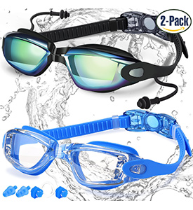 best cooloo swimming goggles