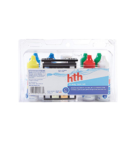 best HTH pool water test kit 6 way