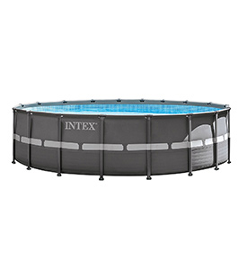 best intex 18ft x 52in above ground pool