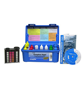 best taylor deluxe dpd pool water test kit