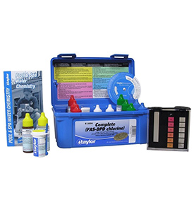 best taylor technologies inc k 2006 pool water test kit