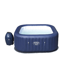 best bestway 54155e hawaii air jet inflatable hot tub