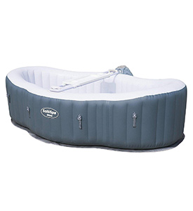 best bestway saluspa siena airjet inflatable hot tub