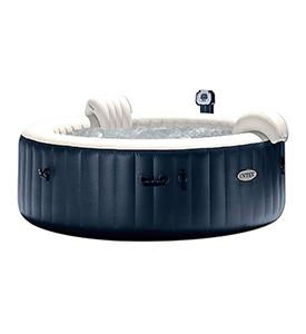 best intex pure spa 6 person inflatable hot tub