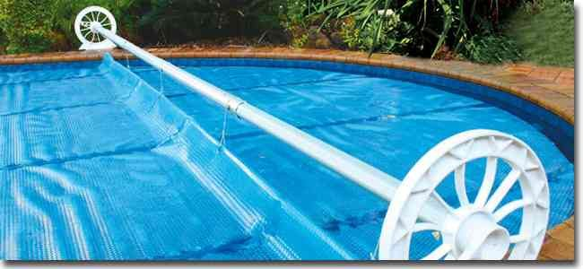 How Do Solar Pool Covers Work?