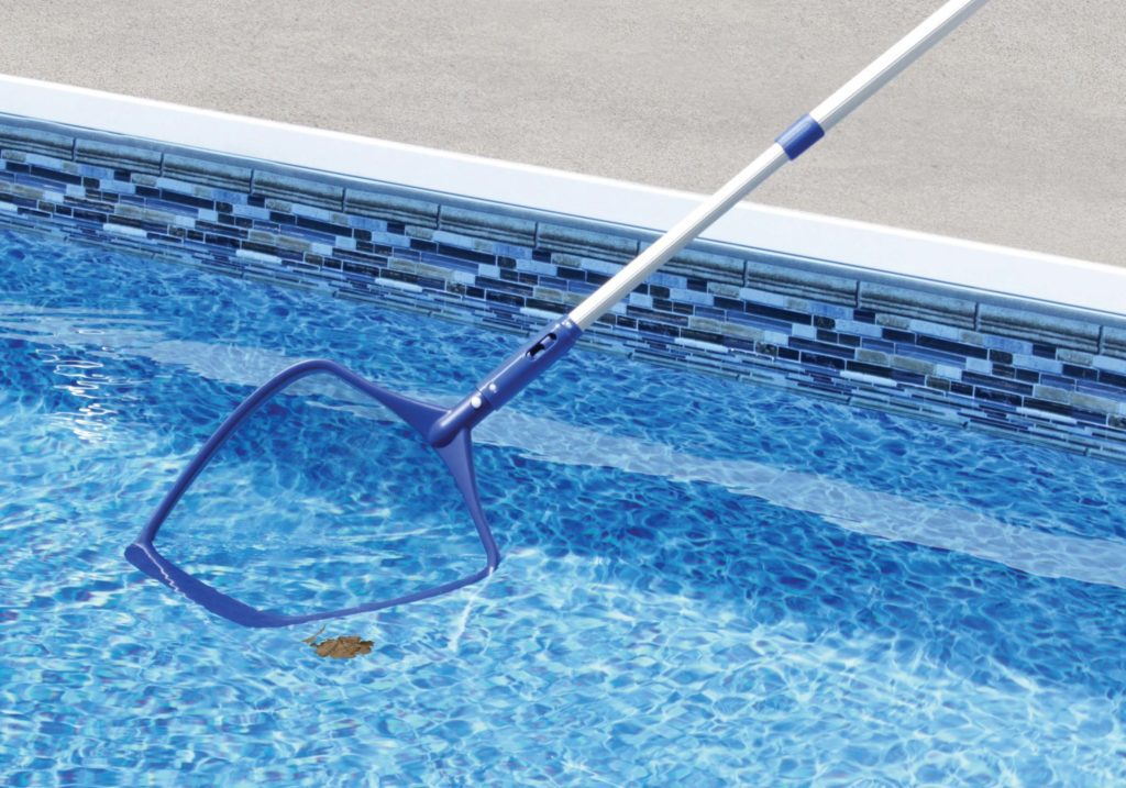 Pool Skimmer With Pole