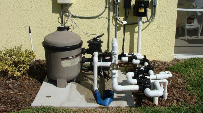 How To Clean A Pool Sand Filter