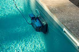 Robot Side Swimming Pool Cleaner