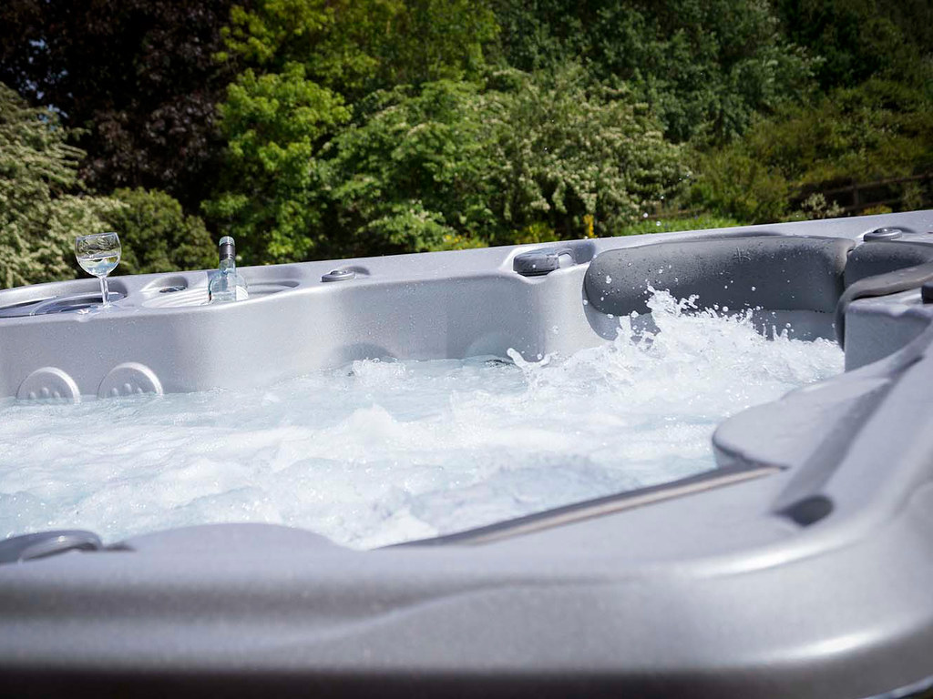 Jacuzzi With Jets